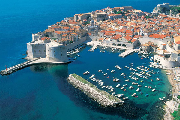 Dubrovnik - Jewel of the Adriatic - Adventures Croatia - Slovenia Croatia Bosnia Herzegovina Tour