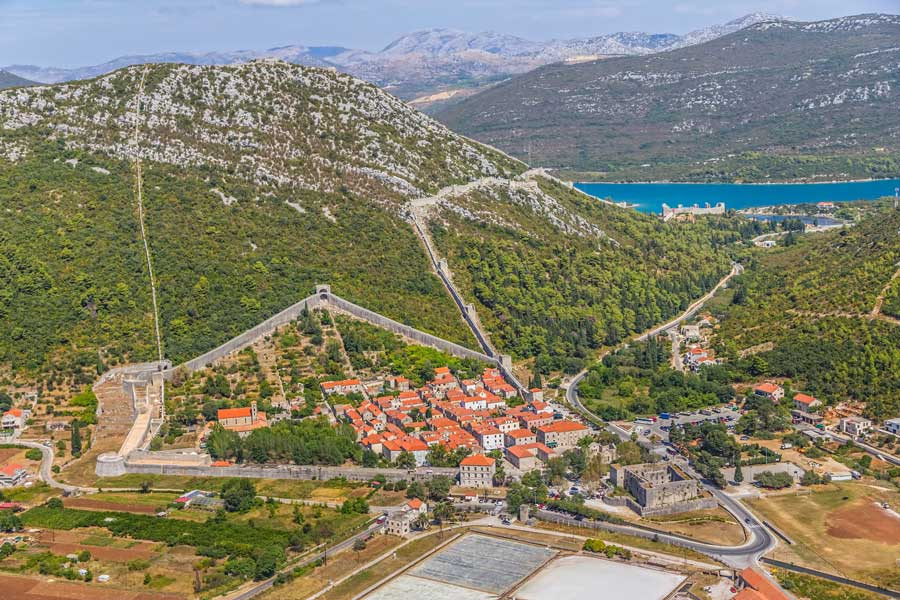 This image has an empty alt attribute; its file name is Ston-Walls-Peljesac-Adventures-Croatia.jpg