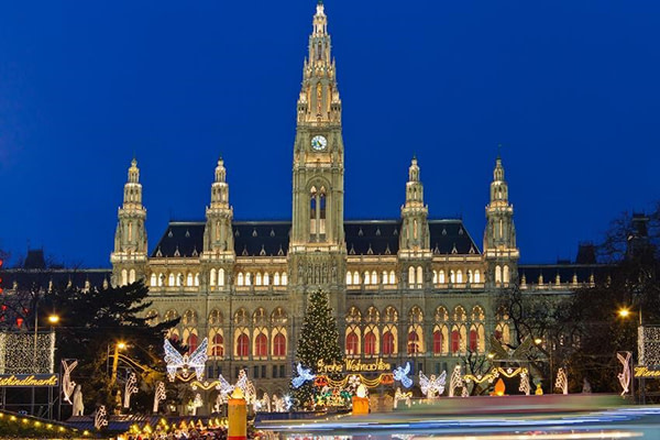 Vienna - Christmastime in Austria - Adventures Croatia - Winter Nights and Sparkly Lights Tour