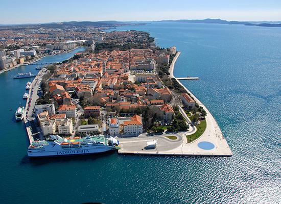 Zadar - Adventures Croatia - Slovenia Croatia Bosnia Herzegovina Tour (2)
